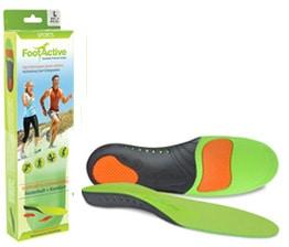 Footactive - steunzolen
