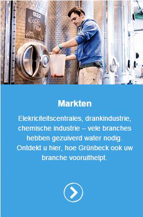 Gruenbeck - Waterbehandelijk